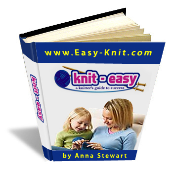 Knitted Cast On, Step-by-step Easy Knitting Instructions
