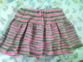 Adorable Toddler Short Skirt