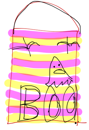 pattern for candy bage
