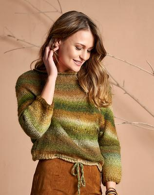 Sweater Pattern for Women