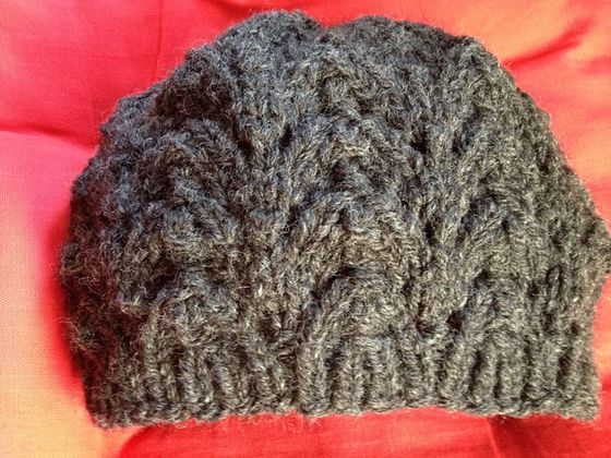 Fishtail Hat A Chunky And Beautiful Hat To Warm You Up