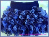 Glam Girl Ruffle Skirt