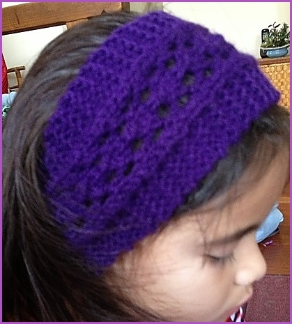 Knitting Headband Patterns For Beginners : Hat And Headband Knitting Patterns - Free Patterns For ...
