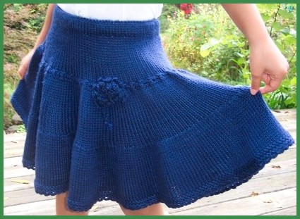 twirly skirt for girl