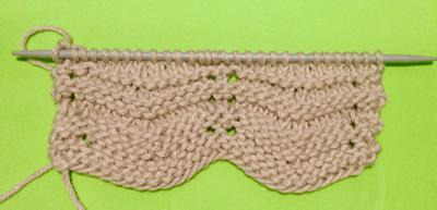 sample lace pattern