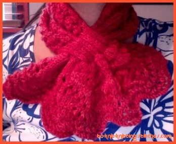Free Scarf Knitting Patterns Easy Scarf For Beginner