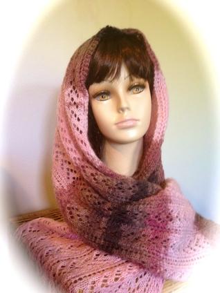 spring lace scarf/shawl