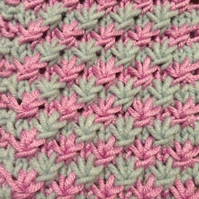 star stitch pattern