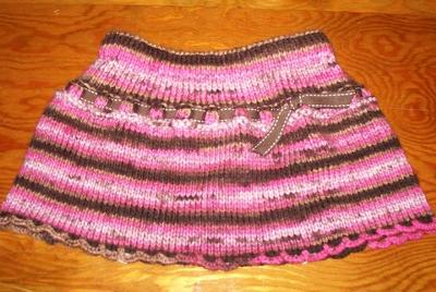 adorable toddlers & girls skirt by Ruth