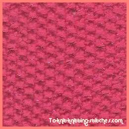 Moss stitch Pattern